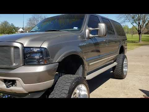 2003 Ford Excursion Remote Start
