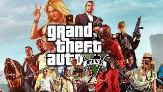 GTA 5 - Hikaye Modu - Büro Baskını - [Çatı Girişi - Ucuz Ekip] - Türkçe Altyazı