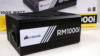 加入 corsair link 媲美 hx 系列 corsair rm1000i 電源供應器