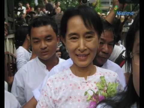 Mizzima's interview with Aung San Suu Kyi