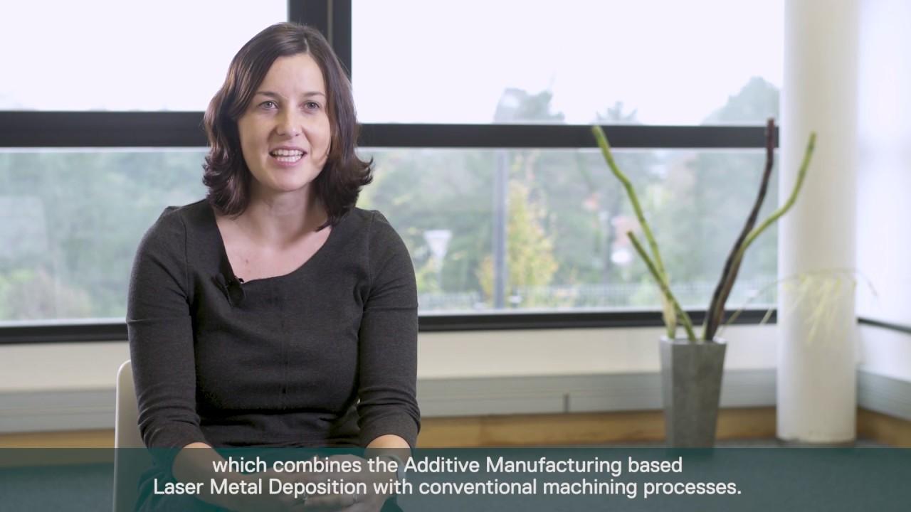 Hybrid manufacturing technology: PARADDISE