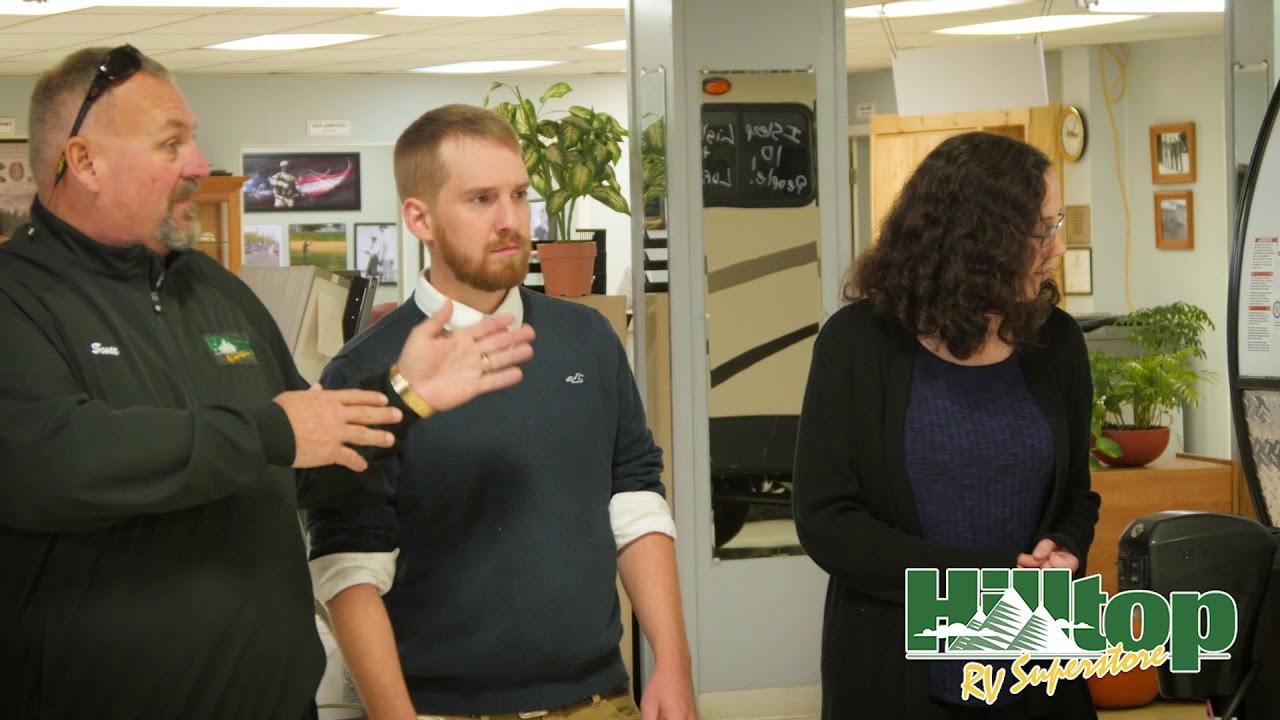 Testimonials   Hilltop RV Superstore   Escanaba Michigan