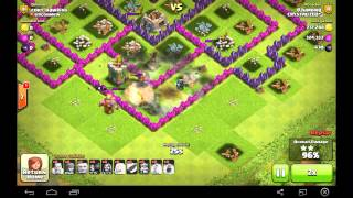 "Clash of clans ""jumong raids"""