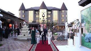 Шикарная  Свадьба  В Алматы   Ресторан Мадонна Часть 1