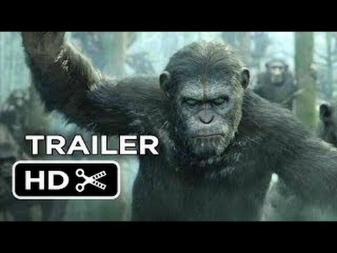 Планета обезьян: Революция - Русский трейлер 2014 [HD]
