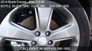 2014 Buick Encore Leather AWD 4dr SUV for sale in ABINGDON,