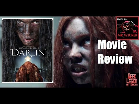 DARLIN' ( 2019 Pollyanna McIntosh ) Sequel to 'The Woman' Horror Movie Review