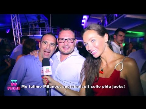 PACHA WORLD TOUR 2014 ESTONIA - INTERVIEWS (ESTONIAN)
