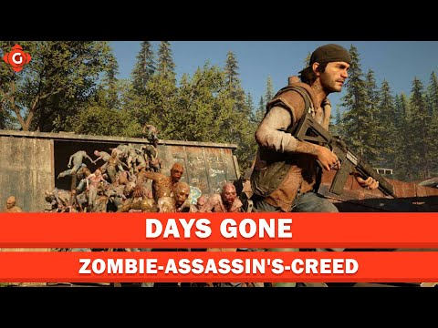 Days Gone - Das Zombie-Assassin's-Creed mit Last-of-Us-Atmosphäre thumbnail