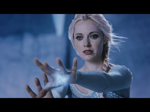 Elsa - All Scenes Powers | Once Upon A Time