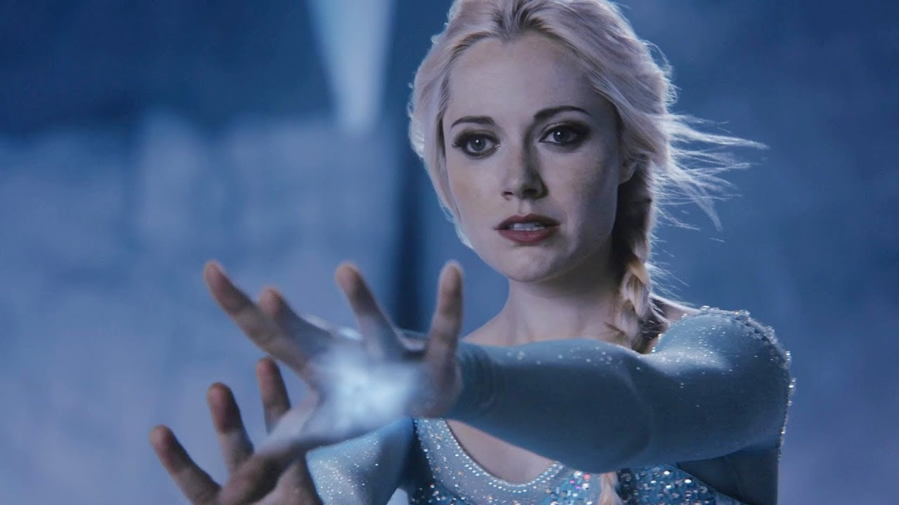 Download Elsa - All Scenes Powers | Once Upon A Time