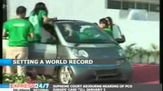 Weldon Pakistanis: World Record by Pakistani Girls