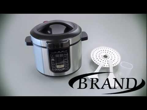 Фасоль с овощами в скороварке-мультиварке Brand 6050