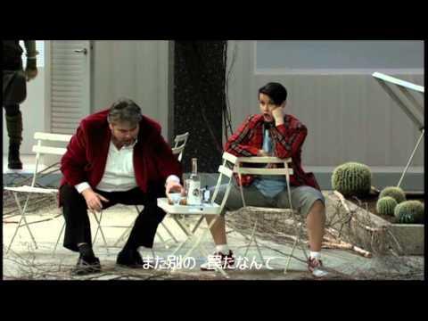 La finta giardiniera - Mozart - Ramiro - Se l'augellin sen fugge,