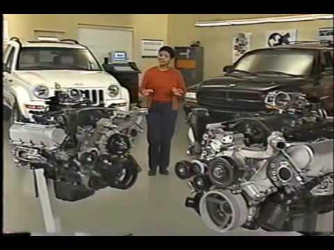 3 2 Chrysler Engine Diagram Chrysler 3 7l V6 And 4 7 Ho V8 Engines Mastertech Part