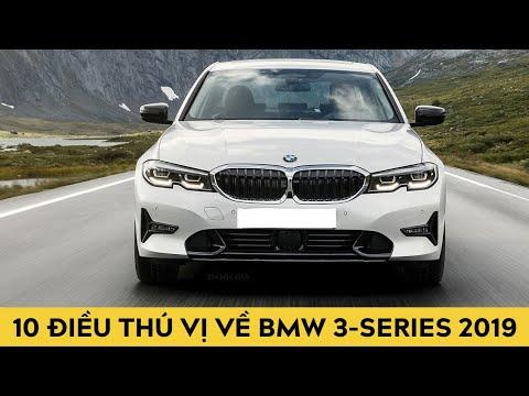 BMW 3-Series 2019 về Việt Nam và đây là 10 điều thú vị bạn có thể chưa biết