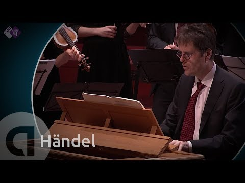 Händel: Organ concertos, Op. 4, No. 3  - Musica Amphion - Live Classical Music HD