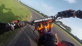Quick session around Crail on my bike.