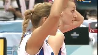 WGP 2009 Women's volleyball Japan - Russia