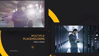 Concept Plan Template for Apple Motion and Final Cut Pro X - MotionVFX