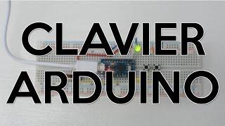 Tutoriel |Envoyer des touches de clavier avec un Arduino |HD Français