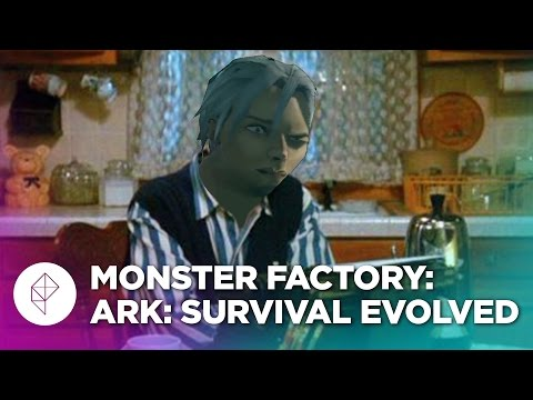 Monster Factory: Dino-crime in Ark: Survival Evolved