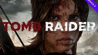 'RAPGAMEOBZOR' - Tomb Raider [4 выпуск]