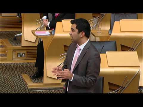 Afternoon Plenary - Scottish Parliament: 24th March 2015