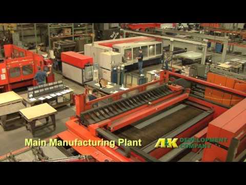 Industrial Food Processing Equipment