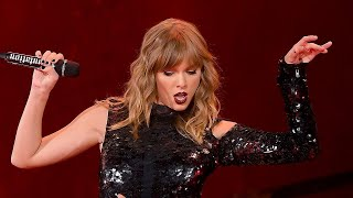 Taylor Swift Slays Opening Night of 'Reputation' Tour -- With Sly Reference to Kim Kardashian!