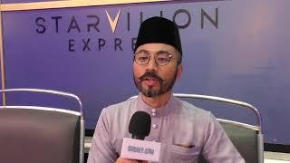 Video Penuh: Temubual Bersama Wak Doyok di Pelancaran Baju Raya Wak Starvilion 2019