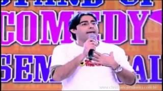Christiano Junqueira   Tudo É Possível 2º Concurso de Stand up   5ª etapa