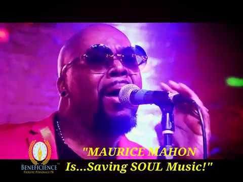 Beneficience com Vrtual PR Presents Maurice Mahon Saving Soul Music Trailer HDD