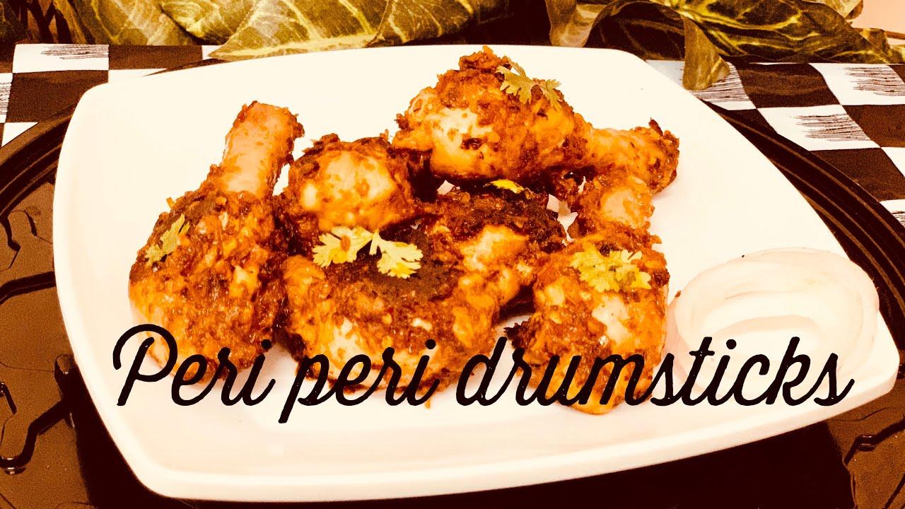 Peri peri chicken |No oven no grill | African barbecue chicken Recipe