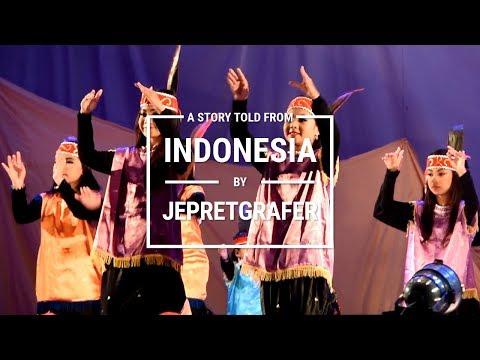 Sanggar Paris Barantai, Banjarmasin - World Dance Day 2018, South Kalimantan / Borneo