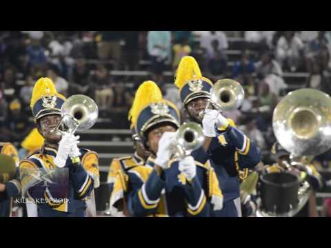 North Carolina A&T University Marching Band - Queen City BOTB - 2016