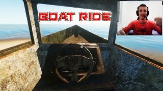 Stranded Deep preživljavanje ep.2 - Vozimo brod haha