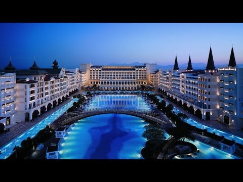 Смотреть Крах миллионера. Тельман Исмаилов. Черкизон. Самый роскошный отель Турции Mardan Palace сейчас онлайн