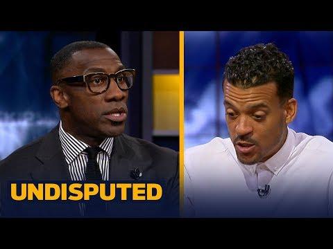 Matt Barnes on reports LeBron didn't meet with Luke Walton before signing in L.A.   NBA   UNDISPUTED