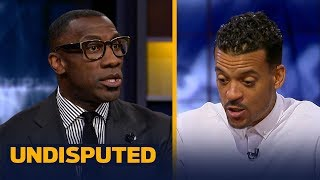 Matt Barnes on reports LeBron didn