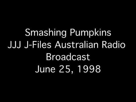 Smashing Pumpkins - JJJ J-Files Australian Radio Broadcast 06/25/1998
