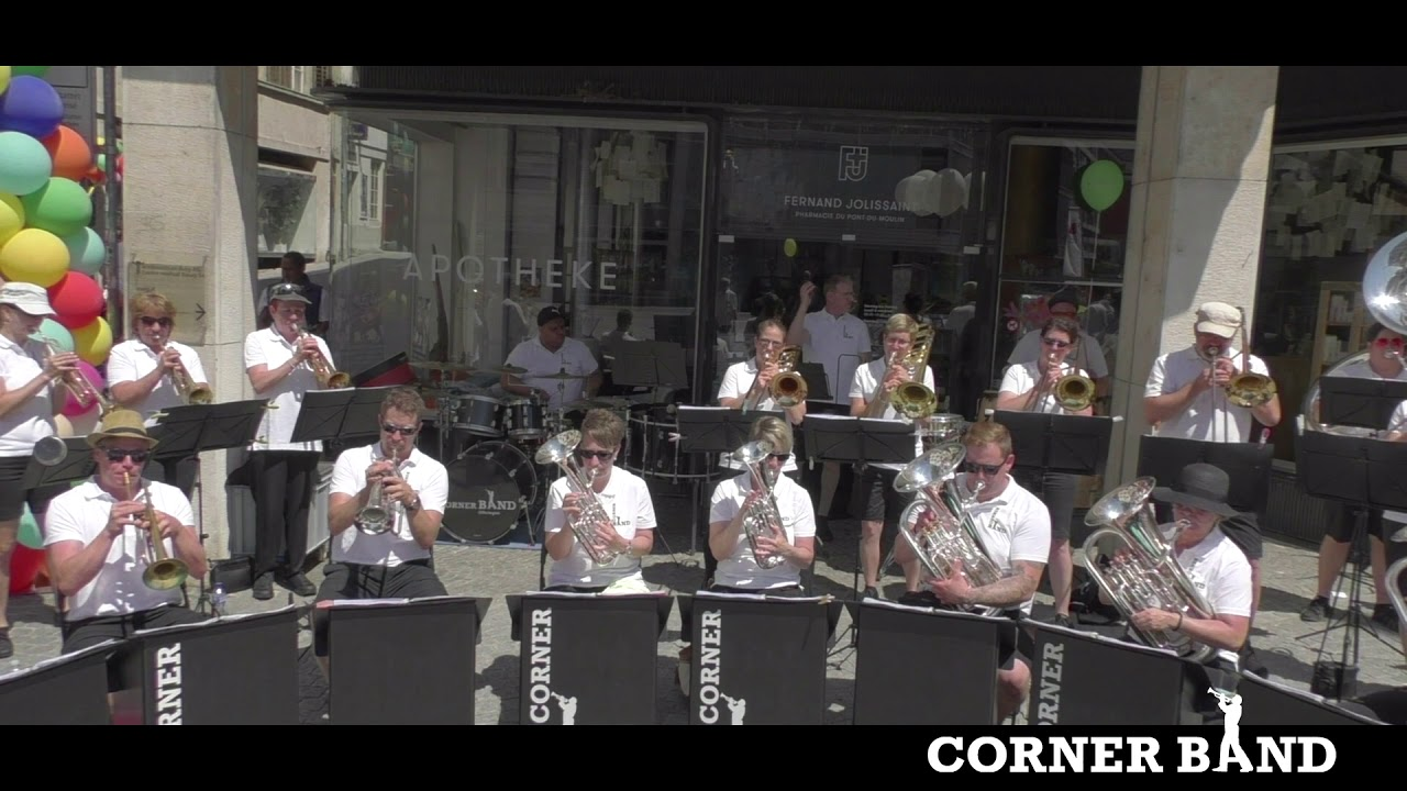 Corner Band Oftringen - Stand by me