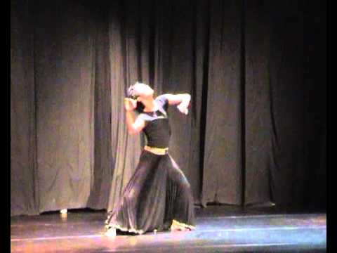 Kamal Al-Bayaty choreography contemporary Arab dance