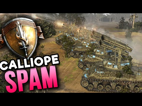 CALLIOPE SPAM — Company of Heroes 2 |