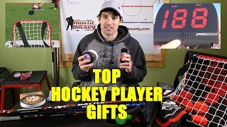 16 Awesome Gifts for Hockey Players - 2016 edition
