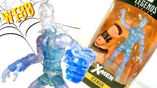 Hey everybody join me for a look at the Marvel Legends X-Men Jugger...