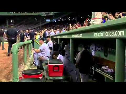 2012/07/19 White Sox lose on walk-off