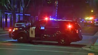 Raw Video: San Jose Police Investigate Fatal Shooting