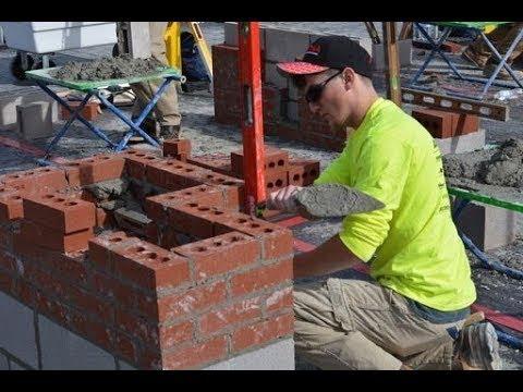 2020 MCAA Masonry Skills Challenge