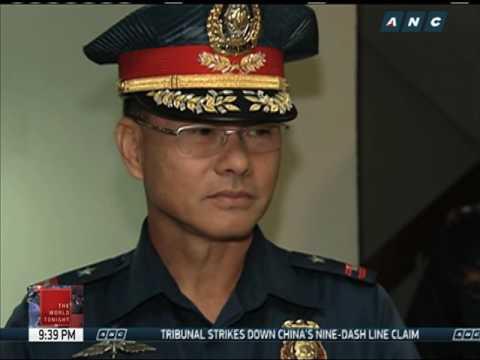 Dela Rosa's classmate is new top Metro Manila cop